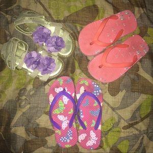Kids Sandals and Flip Flops